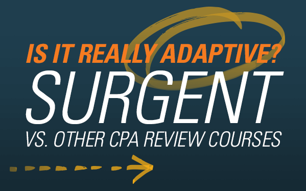 CPA Review Course Adaptive Technology