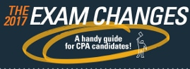 Guide to the 2017 CPA Exam Changes